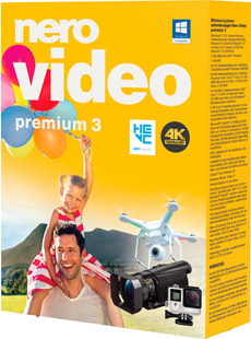 Nero Video Premium 3 (Deutsch)