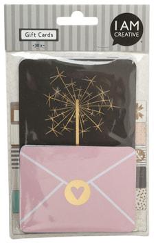 Gift Cards, 30 Stk.