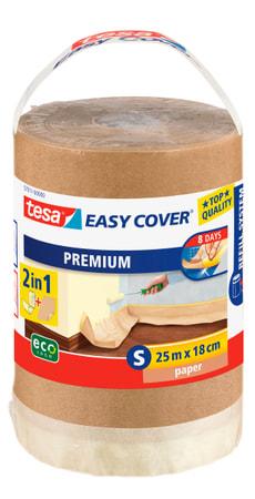 Easy Cover® PREMIUM Paper ecoLogo® - S, Nachfüllrolle 25m:180mm