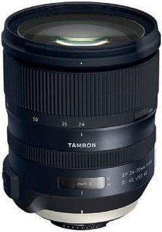 AF SP 24-70mm  f/ 2.8 Di VC USD G für Nikon