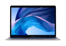 MacBook Air 13 1.6GHz i5 128GB spacegray