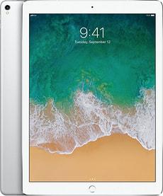 iPad Pro 12 LTE 256GB argento