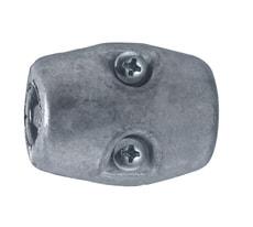Poids de rappel pour flexible en métal