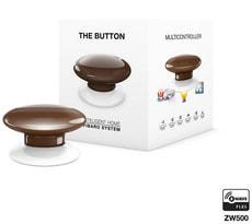 Z-Wave Button marrone