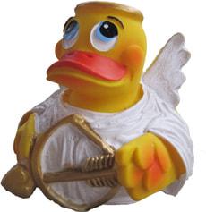 Canard de bain Ange