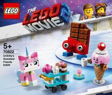 LEGO MOVIE 2 70822 Einhorn Kittys niedlichste Freunde