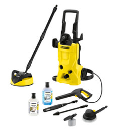 Nettoyeur à haute pression K 4 Car & Home