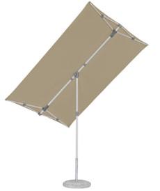 FLEX-ROOF Ombrellone per balcone, 210 x 150