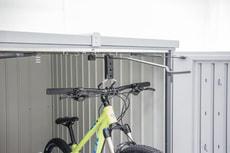 Fahrradhängeschiene zu MiniGarage