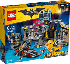 Lego Batman Movie Batcave-Einbruch 70909