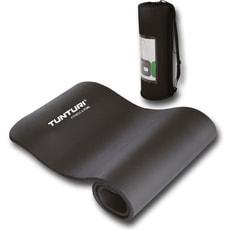 Fitnessmatte schwarz