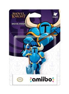"""Amiibo """"Shovel Knight"""""""