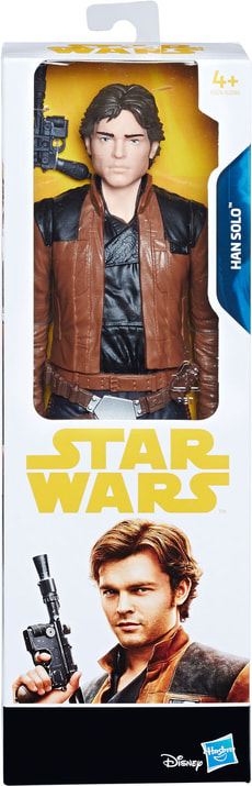 Star Wars Han Solo Film 12 Fig