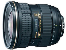 Tokina 11-16mm/F2.8 DX II Objektiv