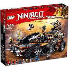 W18 LEGO NINJAGO 70654 DRACHEN-FÄNGER