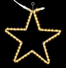 LED Lichtschlauch-Stern