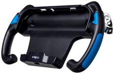 Racing Grip black - Wii U