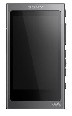 Walkman NW-A35 - Schwarz