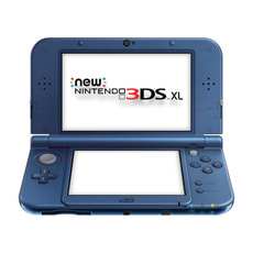 NEW 3DS XL Metal Blue