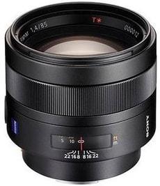 Carl Zeiss 85mm f/1.4