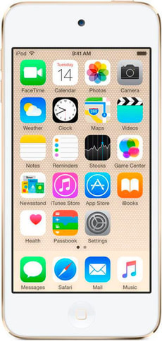 iPod Touch 6G 128GB - Gold