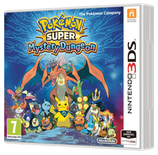3DS - Pokémon Super Mystery Dungeon