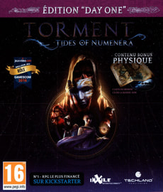 PS4 - Torment: Tides of Numenera Day One Edition