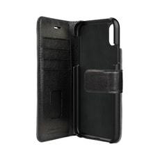 Booklet case Zurgo for iPhone X black