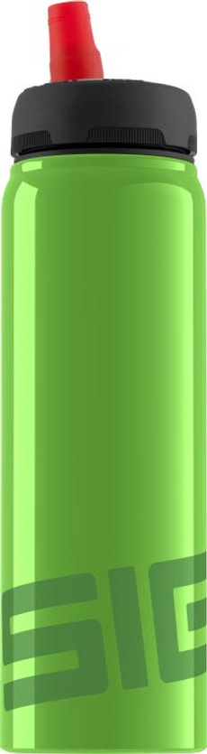 SIGG RAINBOW 0.75L NAT GREEN