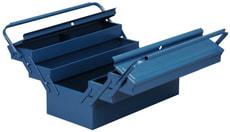 Cassetta portautensili, lamiera di acciaio