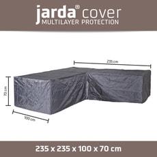 Housse de protection pour ensemble lounge 235x235x100x70
