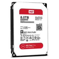 disque dur interne Red PRO 8TB NAS SATA 3.5""