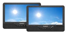 Twin 2.0 Portabler DVD Player
