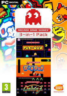 PC - Arcade Game Series 3-in-1-Pack - D/F/I
