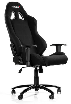 AKRacing K7012 Gaming Chair nero/nero