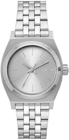 Medium Time Teller All Silver 31 mm