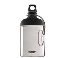 SIGG OVAL BOTTLE INKL. TRINKBECHER