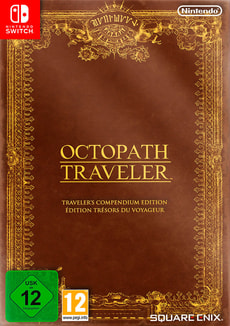 NSW - Octopath Traveler Limited Edition