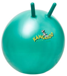 TOGU ABS KANGAROO BALL JUNIOR 45CM