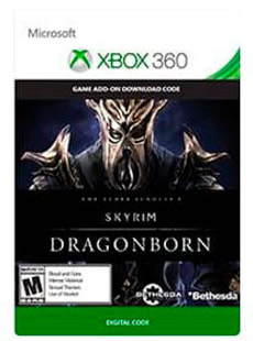 Xbox 360 -The Elder Scrolls V: Skyrim