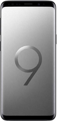 Galaxy S9+ DUOS Dual SIM 256GB Titanium Gray