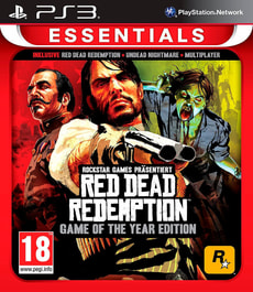 PS3 - Red Dead RedemptGOTY Essentials