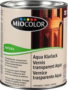 Vernice trasparente Aqua Incolore 750 ml