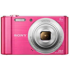 DSC-W810 Cybershot Appareil photo compact  pink