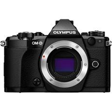 OM-D E-M10 II Body schwarz Systemkamera
