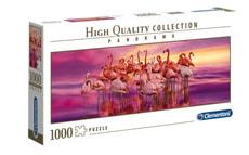 Clemantoni Puzzle Panor. Flamingo 1000Tl