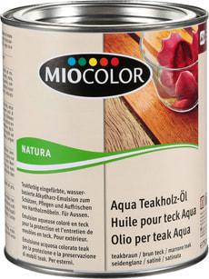 Olio per teak Aqua Marrone teak 750 ml