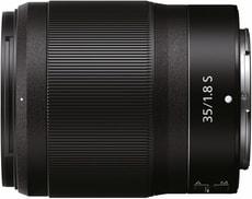 Nikkor Z 35 mm f/1.8 S