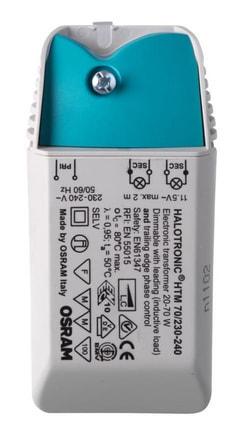 Elektronischer Transformator 20-70W