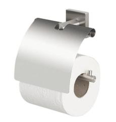 WC-Rollenhalter-mit-Deckel Nyo-Steel